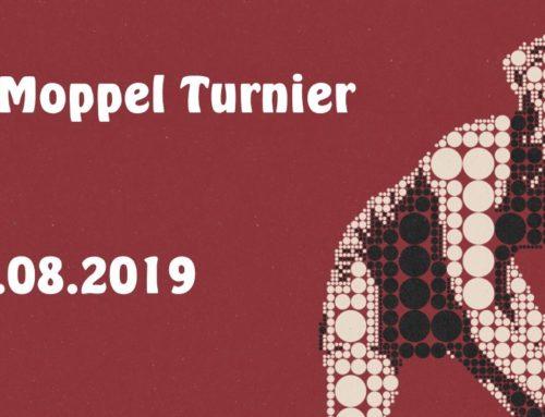 Doppel Moppel Turnier 2019