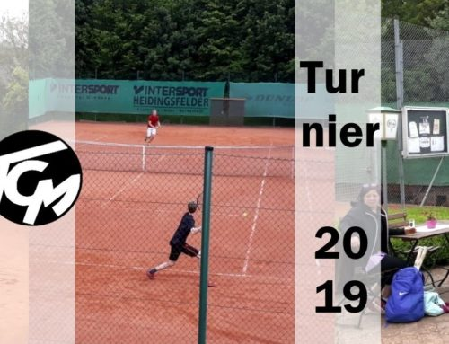 Mechernich Open 2019 (LK-Tagesturnier)